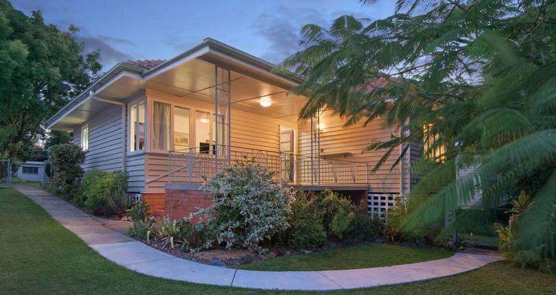 Original houses thrive in Brisbane's inner-west.