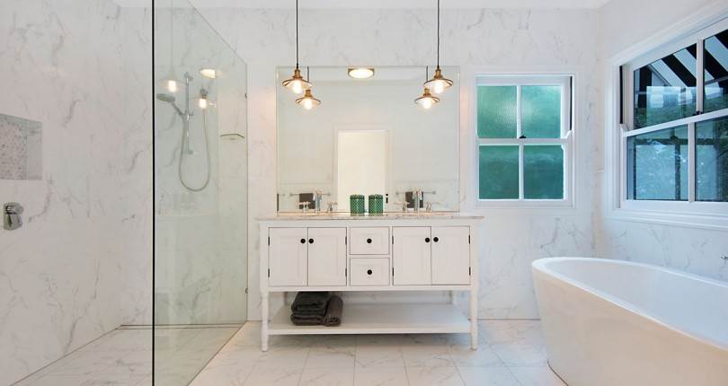 Simple ways to add value to your bathroom
