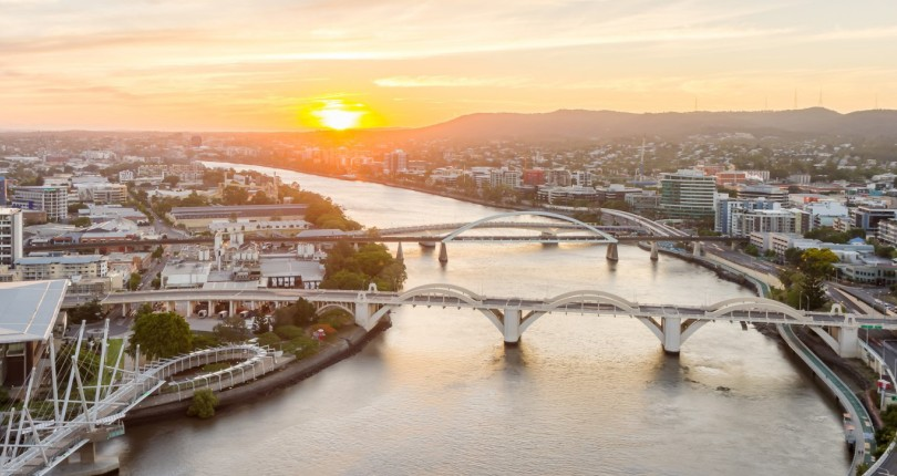 How will the RBA's interest rate cut impact Brisbane's property market?