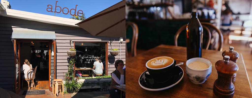 Abode Cafe, Taringa