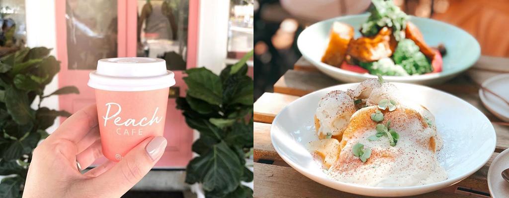 Peach Cafe, Auchenflower