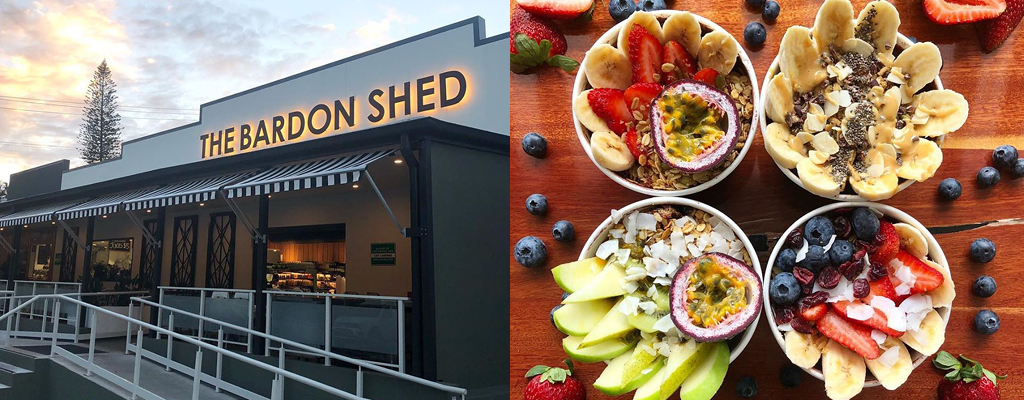 The Bardon Shed, Bardon