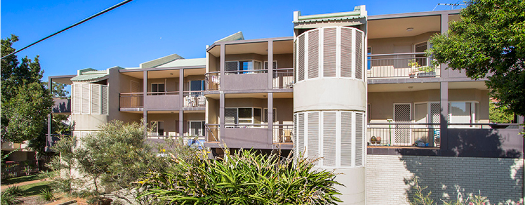 Rental market in Auchenflower proves strong with this two bedroom apartment renting for $420/week