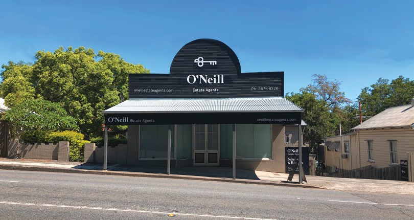An exciting new chapter for O'Neill Estate Agents