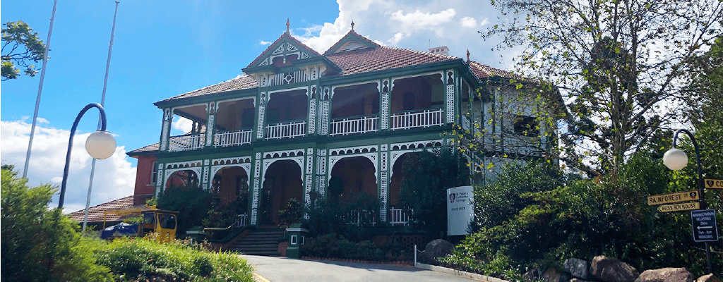 Indooroopilly community guide - St Peters Lutheran College