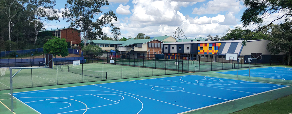 Indooroopilly community guide - indooroopilly state high school sporting grounds