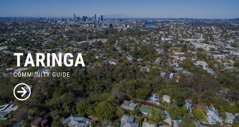Urban living in Taringa