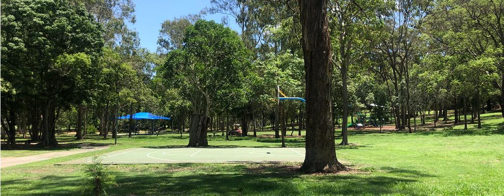 Taringa community guide - Robertson Park in Taringa