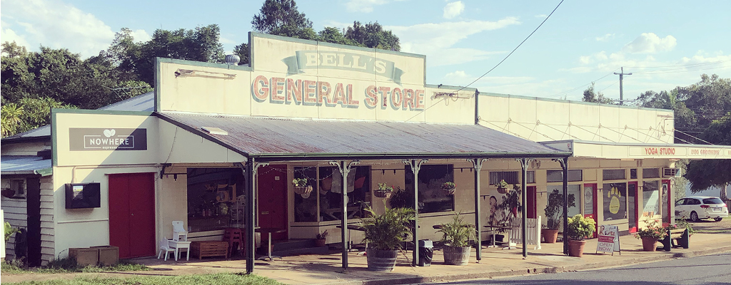 Toowong community guide - Nowhere espresso and the General Store