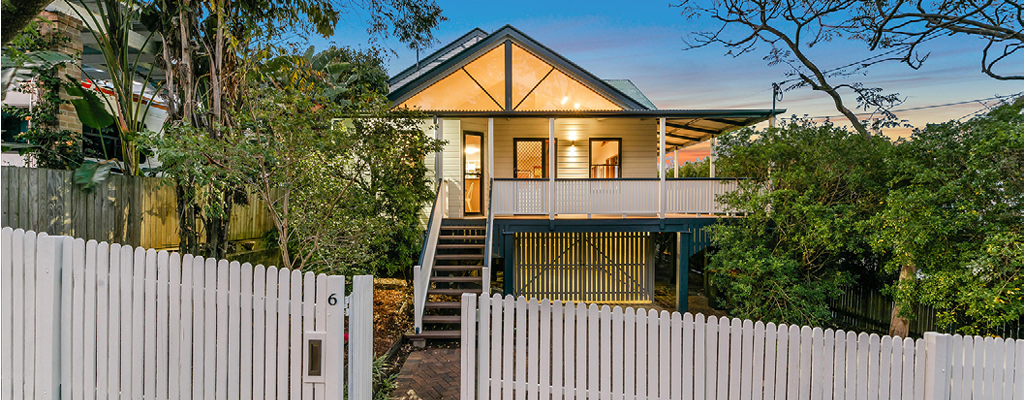 An investment property in Toowong which was sold in 2021