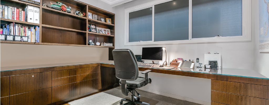 Buyers are searching for home offices or study in Brisbane properties