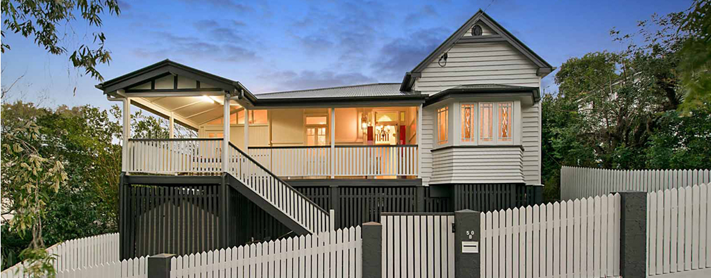 Renovated character houses in Toowong are high demand real estate