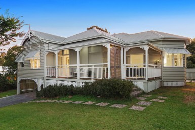 A character house in the Toowong real estate market