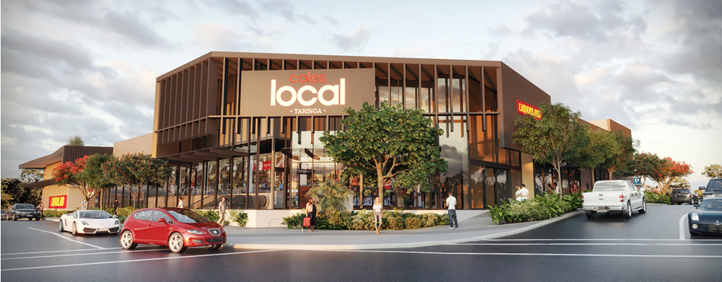 Taringa Village will become home to the first Coles Local in QLD